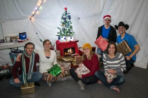 Crew Christmas